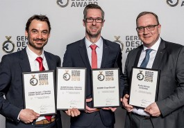 EGGER German Design Award 2018