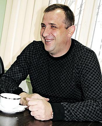 Сергей Змиевский, владелец «Алмаза»