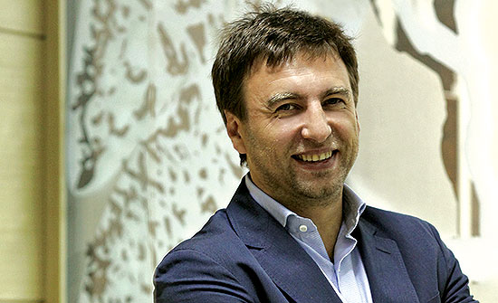 Президент группы компаний Nayada Дмитрий Черепков знает секрет, как спользой для бизнеса утолить жажду жить интересно