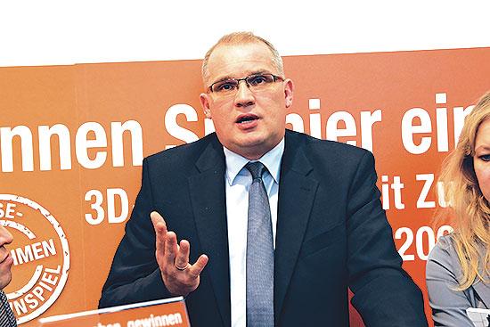 Генеральный директор VME Франк Штратманн полагает, что в основе успешной деятельности союза