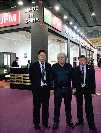 Компания «Уфамебель» приняла участие вмеждународной выставке China International Furniture Fair (CIFF)