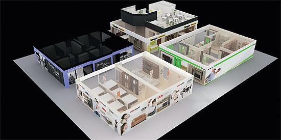 Один из лидеров мебельного рынка «Шатура» предлагает новое видение марочных форматов