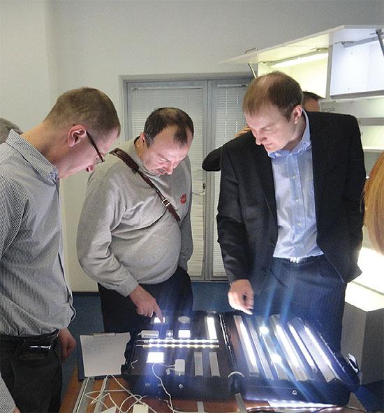 Новейшие разработки от европейских фирм-поставщиков компании «Аметист» первыми увидели клиенты российского дистрибутора