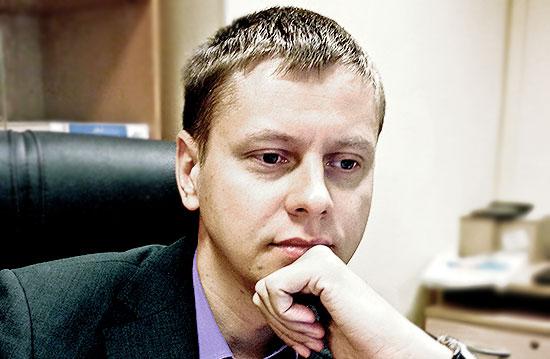 Сергей Мироненко— генеральный директор компании «Авиант»