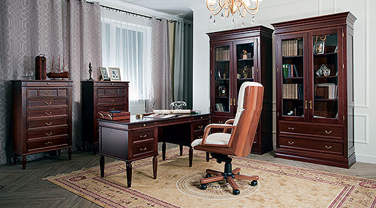 Калининградская мебельная компания Manini Mobili стремится освоить новую ценовую нишу