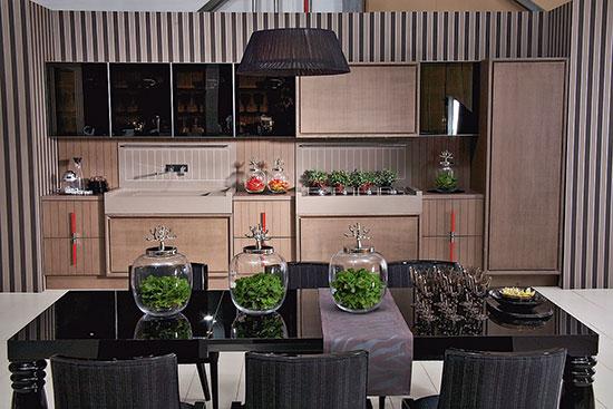 Фабрика кухонь «Атлас-люкс», специализирующаяся в люксовом сегменте рынка, подводит итоги года