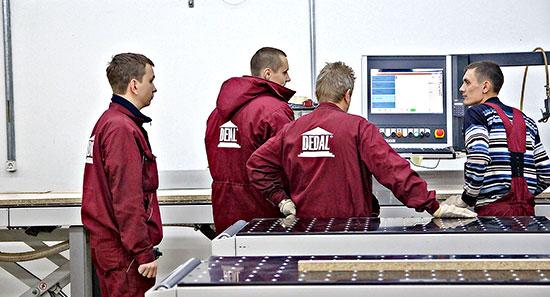 Калиниградский производитель корпусной мебели «Дедал» строит брендированную розницу