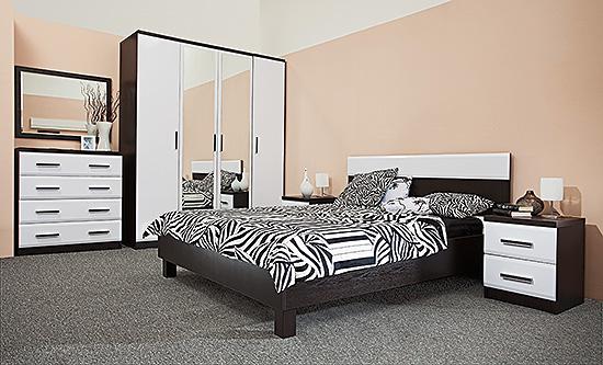 Спальня «Осло» — фабрика «Багратион»