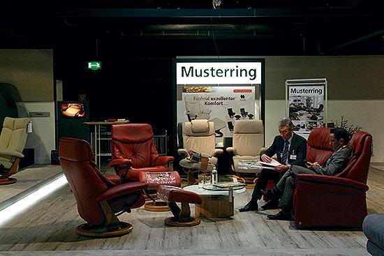 Musterring— одна изсамых респектабельных марок немецкого массмаркета.