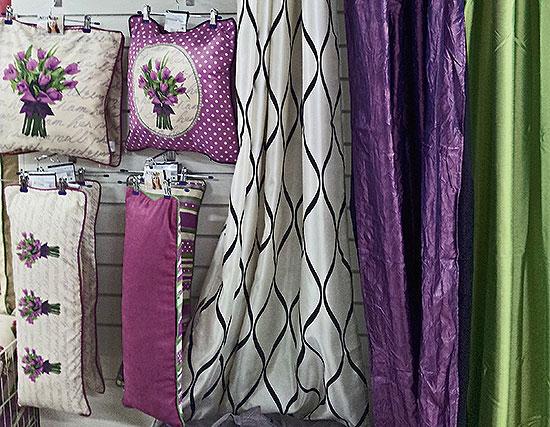 Компания «Аполена» вышла нарынок снетривиальным предложением попоставке текстильных аксессуаров для мебельных операторов